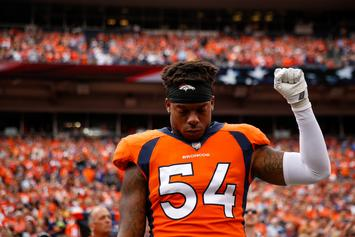 Brandon Marshall Is Still Open To Signing With Denver Broncos