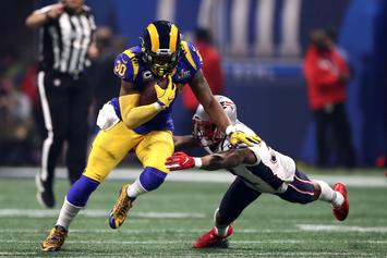 Todd Gurley Won't Need Surgery This Offseason: Report