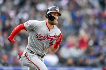 Bryce Harper Signs With Philadelphia Phillies For 13 Years and $330 Million: Report