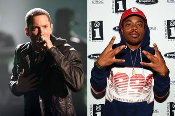 "Eminem & Boogie Issue ""Silent Ride"" Dance Challenge In Strong-Willed Push"
