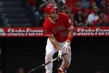 Curt Schilling Says Phillies Will Pursue Mike Trout Next Season