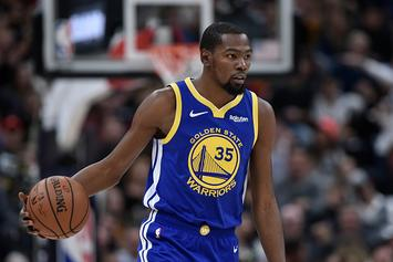 """Kevin Durant: """"The NBA Is Never Going To Fulfill Me"""""""