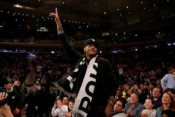 """Lakers, Carmelo Anthony """"Pausing Talks"""" As LAL Playoff Hopes Diminish"""