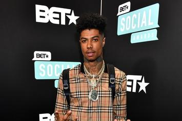 "Blueface Earns First Billboard Top 10 Hit With ""Thotiana"""