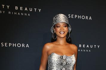 Rihanna Reportedly Working On Office Supplies & Garden Ware For Luxury Goods
