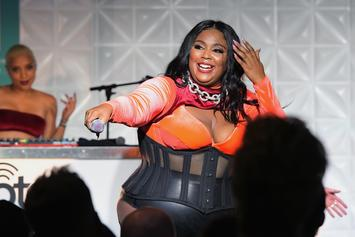 Lizzo Freaks Out After Learning Her Lyrics Made It Into A Marvel Comic