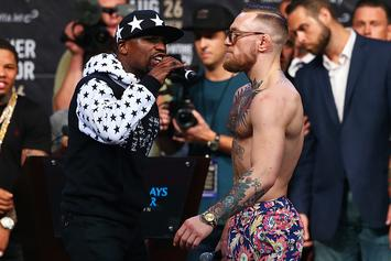 """Floyd Mayweather Responds To Conor McGregor: """"Everybody Wants A Rematch"""""""