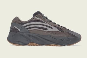 """Adidas Yeezy Boost 700 V2 """"Geode"""" Release Date, Official Images Revealed"""
