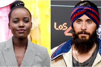 """Lupita Nyong'o Talks Jared Leto Dating Rumours: """"He's So Embracing Of Me"""""""