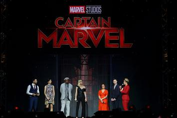 """Captain Marvel"" Has Already Pulled In $160 Million Opening Weekend"