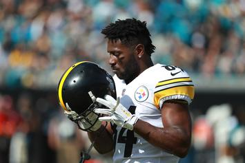 Steelers Trade Antonio Brown To Oakland Raiders For Draft Picks