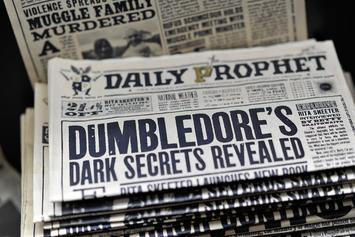 """The """"Harry Potter: Wizards Unite"""" Mobile Game Is Coming Soon"""