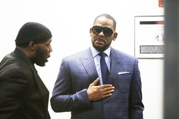 "R. Kelly Reportedly Gives ""Zero F****s"" What The Public Thinks Of Him"