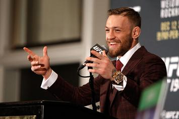 Conor McGregor Issues First Statement Since Miami Arrest