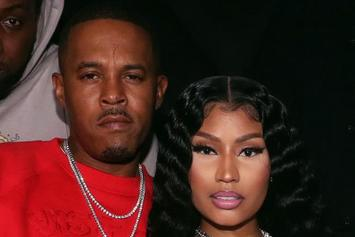 Nicki Minaj May Have Married Her Boyfriend Kenny Petty