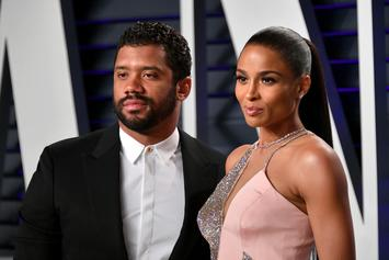 """Ciara's No-Sex Policy With Russell Wilson """"Took A Lot Of Prayer"""" To Endure"""