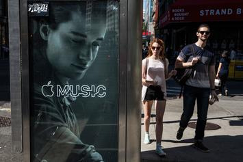"""Spotify Seeking An End To Apple Music's """"Anti-Competition"""" Practices"""