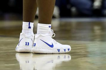 Nike Crafts Special Edition Kyrie 4 For Zion Williamson's Return