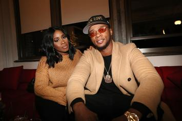 Remy Ma & Papoose Debut First Official Photo Of Their Beautiful Daughter