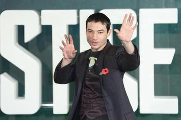 "Ezra Miller Is Penning A ""Darker"" Version Of ""The Flash"" Script"