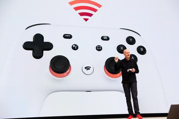 Google Unveils Stadia Video Game Service