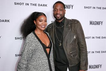 """Gabrielle Union & Dwyane Wade Talk His Retirement & Final """"Crying"""" Days In The NBA"""