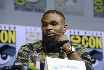 """Tyron Woodley Tells Conor McGregor To """"Quit Being A B****"""""""