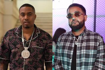 "Nas Salutes Nav With Surprising ""Bad Habits"" Co-Sign"