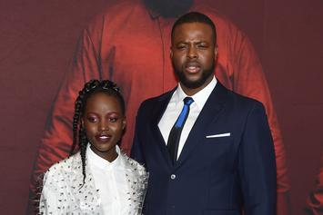 "Lupita Nyong'o And Winston Duke of ""Us"" Talk Fashion On Sneaker Shopping"