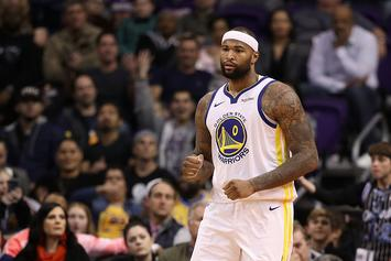 DeMarcus Cousins Details Experiences With NBA Fans' Verbal Abuse