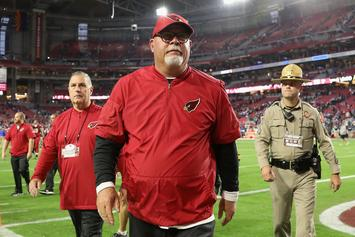 "Bruce Arians Dismisses Female NFL Coach Criticism: ""Who Gives A S***"""
