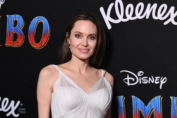 "Angelina Jolie To Make Her Marvel Debut In ""The Eternals"""