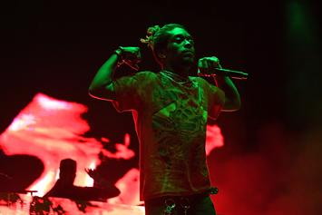 "Lil Uzi Vert's New Song ""Free Uzi"" Removed From Streaming Services"