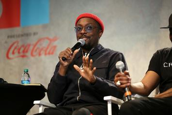 "Will.I.Am Defends Michael Jackson & Calls Society ""Hypocritical & Fake"""