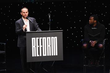 "Michael Rubin Says Meek Mill's Judge Is ""Batsh*t Crazy"""