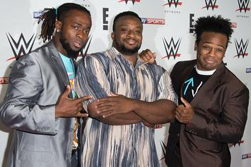 WWE x FILA x Foot Locker Releasing Exclusive Sneakers Ahead Of Wrestlemania 35