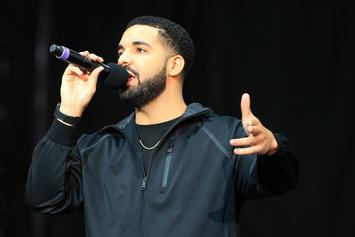 """Drake Honors Nipsey Hussle At London Concert: """"Rest Easy My G"""""""
