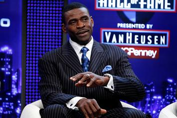 """Michael Irvin Demands Cure For Cancer After Being """"Paralyzed"""" By Scare"""