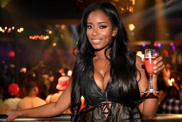 """Love & Hip Hop Atlanta"" Star Tia Becca Snaps After Show Calls Her ""Baby Mama"""
