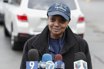 Lori Lightfoot Becomes 1st Openly Gay Black Woman Elected As Chicago's Mayor