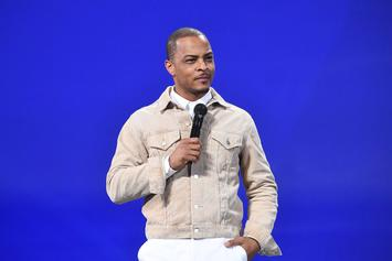 "T.I. Lands 1st Starring Role In Matty Rich's ""Caller 100"" Film"