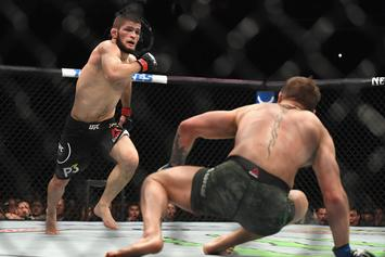 "Kelvin Gastelum On Conor McGregor & Khabib Beef: ""Somebody's Gonna Get Shot"""