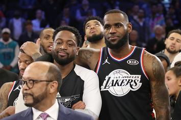 "LeBron James Having Issues Casting ""Top Players"" For Space Jam 2"