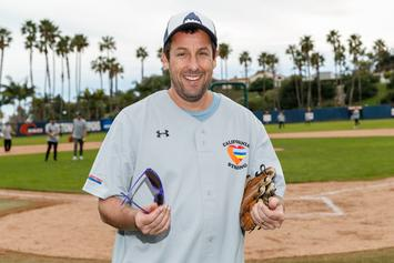 "Adam Sandler Signs On To Host ""Saturday Night Live"" For The First Time"