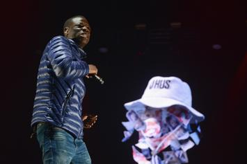 J Hus Makes Surprise Return From Prison With Drake Concert Performance