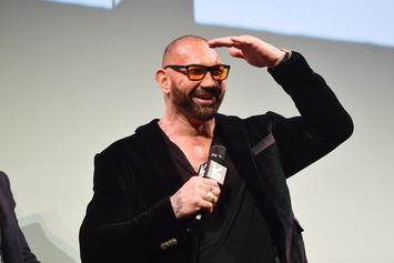 "Dave Bautista Joins Cast Of Zack Snyder's ""Army Of The Dead"" Zombie Flick"