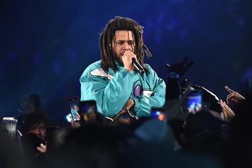 """J. Cole Pays Tribute To Nipsey Hussle With """"Special Dedication"""" At Dreamville Festival"""