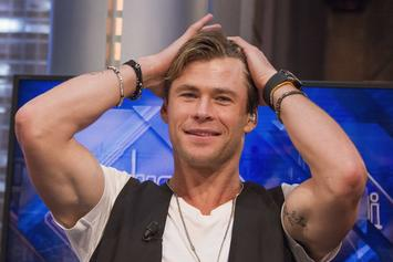 "Chris Hemsworth Vandalizes His Castmates' ""Avengers: Endgame"" Posters"