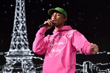 Pharrell Williams To Give Valedictorian Speech At UVA, Free To The Public