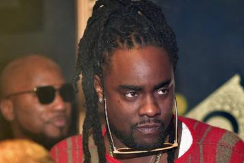 """Wale Joins """"Go-Go"""" Preservation Protests In Washington D.C."""